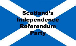 SIRP Scotland's Independence Referendum Party